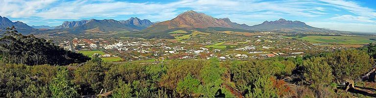 Stellenbosch & Surrounding Area Accommodation banner