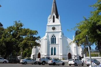 NG Kerk (Dutch Reformed Church, Stellenbosch