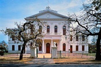 Victoria College - Ou Hoofgebou - Stellenbosch