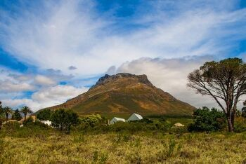 Stellenbosch Mountain, Stellenbosch, Cape Winelands