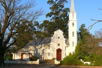 NG Kerk (Dutch Reformed Church), Simondium, Cape Winelands