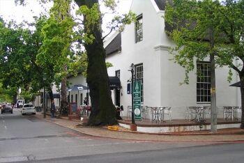 Stellenbosch Hotel, 160 Dorp Street, Stellenbosch