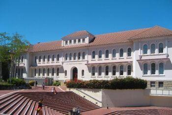 Neethling Building, Stellenbosch University